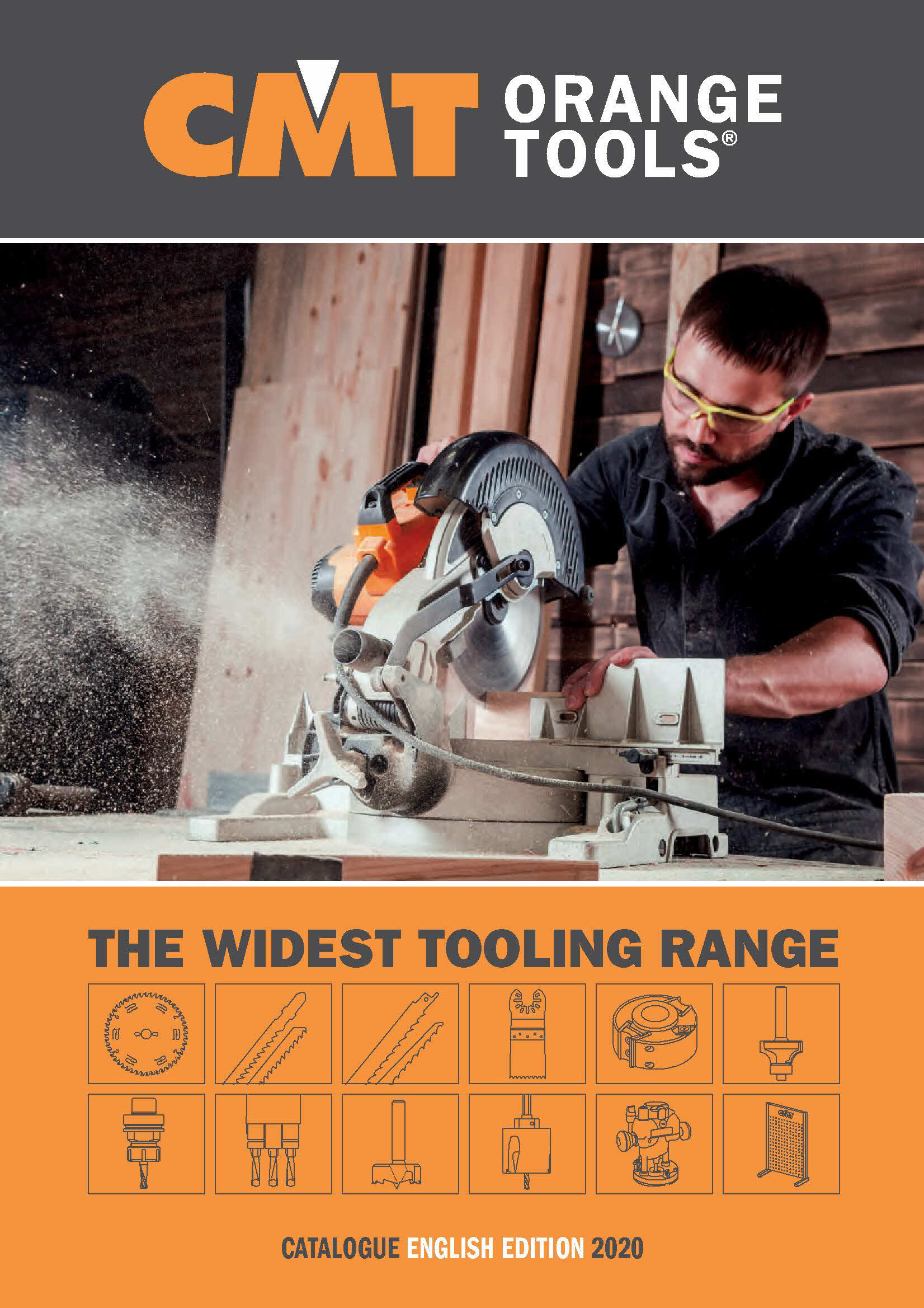 THE WIDEST TOOLING RANGE
